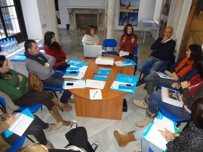 Diputación de Sevilla y UNICEF Andalucía celebran una nueva Jornada sobre el Programa Ciudades Amigas de la Infancia