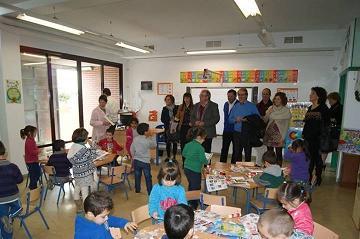UNICEF Andalucía visita Vícar para conocer la situación de este municipio candidato a ser Reconocido este año como 'Ciudad Amiga de la Infancia'