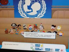 Parlamento Infantil Online de UNICEF: Europa debe trabajar más por los derechos de los niños