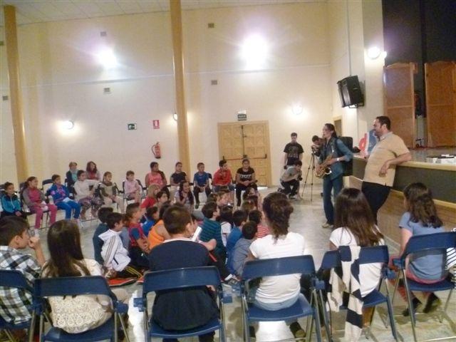 Segundo Encuentro de Participación de la Infancia y Adolescencia en el Distrito V de Huelva
