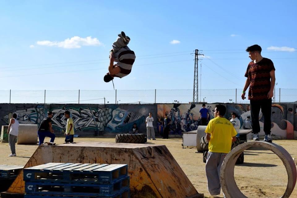Miles de jóvenes disfrutan de la mejor edición del 'Hip Hop Street' de Vícar (Almería)