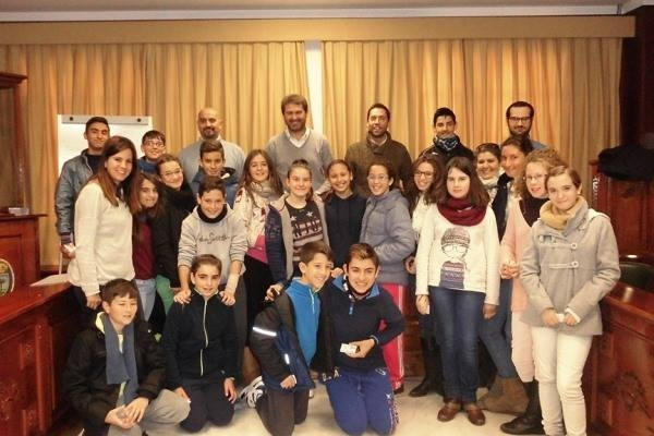 Bollullos de la Mitación (Sevilla) ya tiene su 'Parlamento Joven'