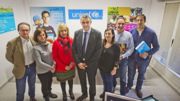 Unicef presentará en junio el primer 'Informe sobre la Infancia en La Rioja'