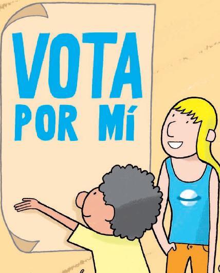 Las propuestas del 'Programa Electoral de los Niños'