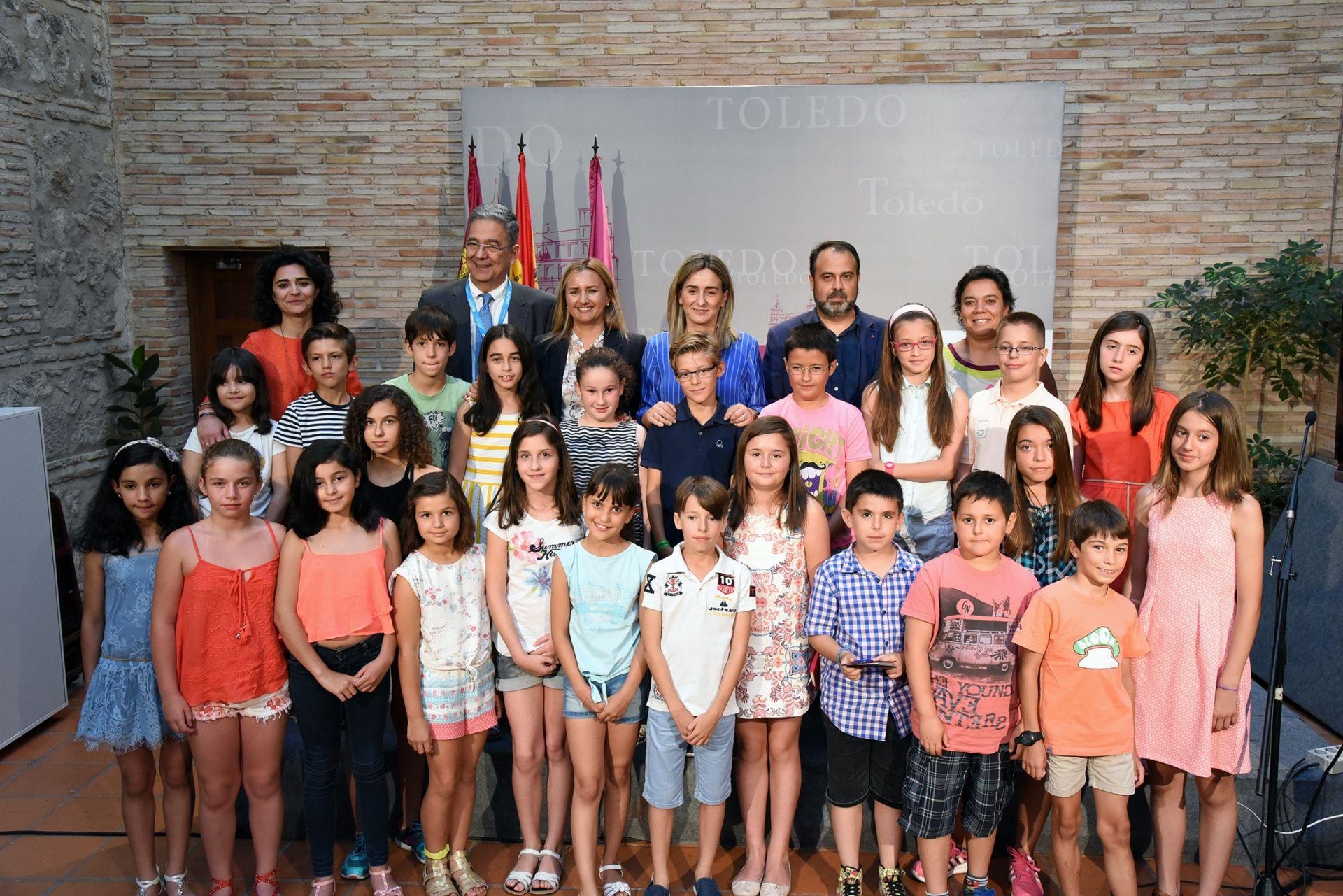 Toledo ya tiene Consejo de Participación Infantil y Adolescente