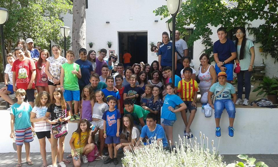 Encuentro del Consejo Municipal de la Infancia de Málaga