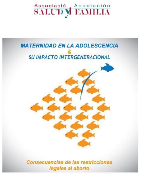 Informe 'Maternidad en la adolescencia y su impacto intergenaracional'