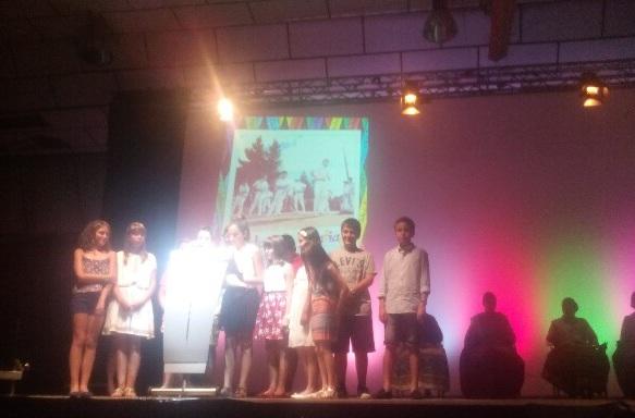 El Consejo de Infancia de Sabiñánigo (Huesca) protagoniza el Pregón de Fiestas