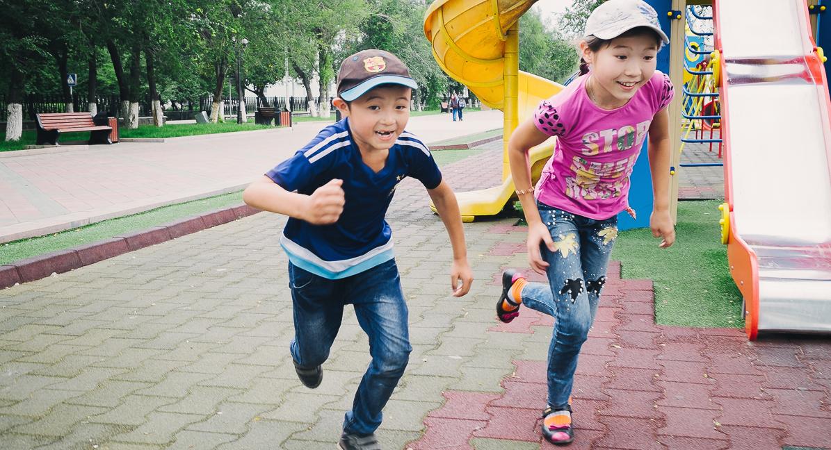 """""""Los niños tienen la llave para lograr un futuro sostenible para la ciudad"""""""