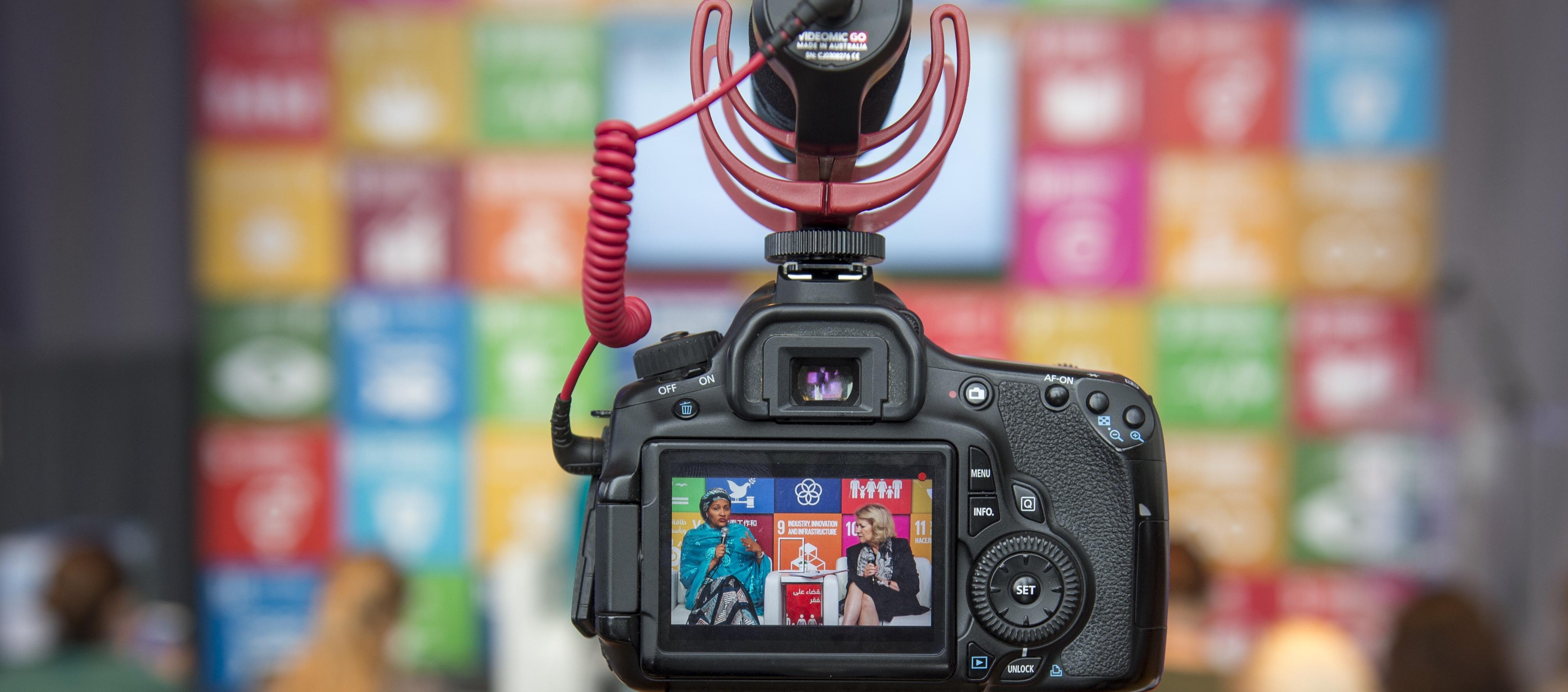 Campaña por el III aniversario de los ODS: cuéntale al mundo el compromiso de tu municipio con la Agenda 2030