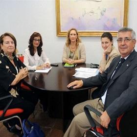 Diputación de Córdoba refuerza su alianza con UNICEF para promocionar los derechos de la infancia en toda la provincia