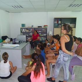 Villaviciosa y Puerto del Rosario dan voz a su infancia en el marco del Programa CAI