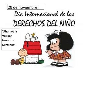 Cientos de municipios españoles se vuelcan con el 'Día Universal de la Infancia'