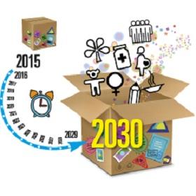 ¿Qué les gustaría hacer a los niños y niñas para que el mundo fuera mejor en 2030?