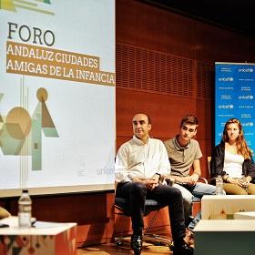 Más de 60 municipios reafirmaron sus compromisos con la infancia en el 'I Foro Andaluz de CAI'