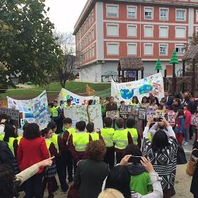 Navia, epicentro del 'Día Universal de la Infancia' en el Principado de Asturias