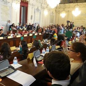 Los municipios andaluces se volcaron con la celebración del 'Día Universal de la Infancia'