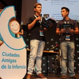 Bilbao y Vitoria-Gasteiz comienzan el proceso para convertirse en 'Ciudades Amigas de la Infancia'