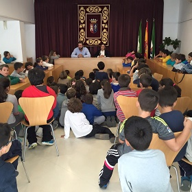 Varios municipios andaluces renuevan sus órganos de participación infantil