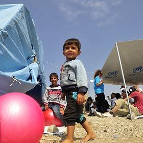 'Día Internacional del Migrante': los niños necesitan soluciones urgentes y solidaridad