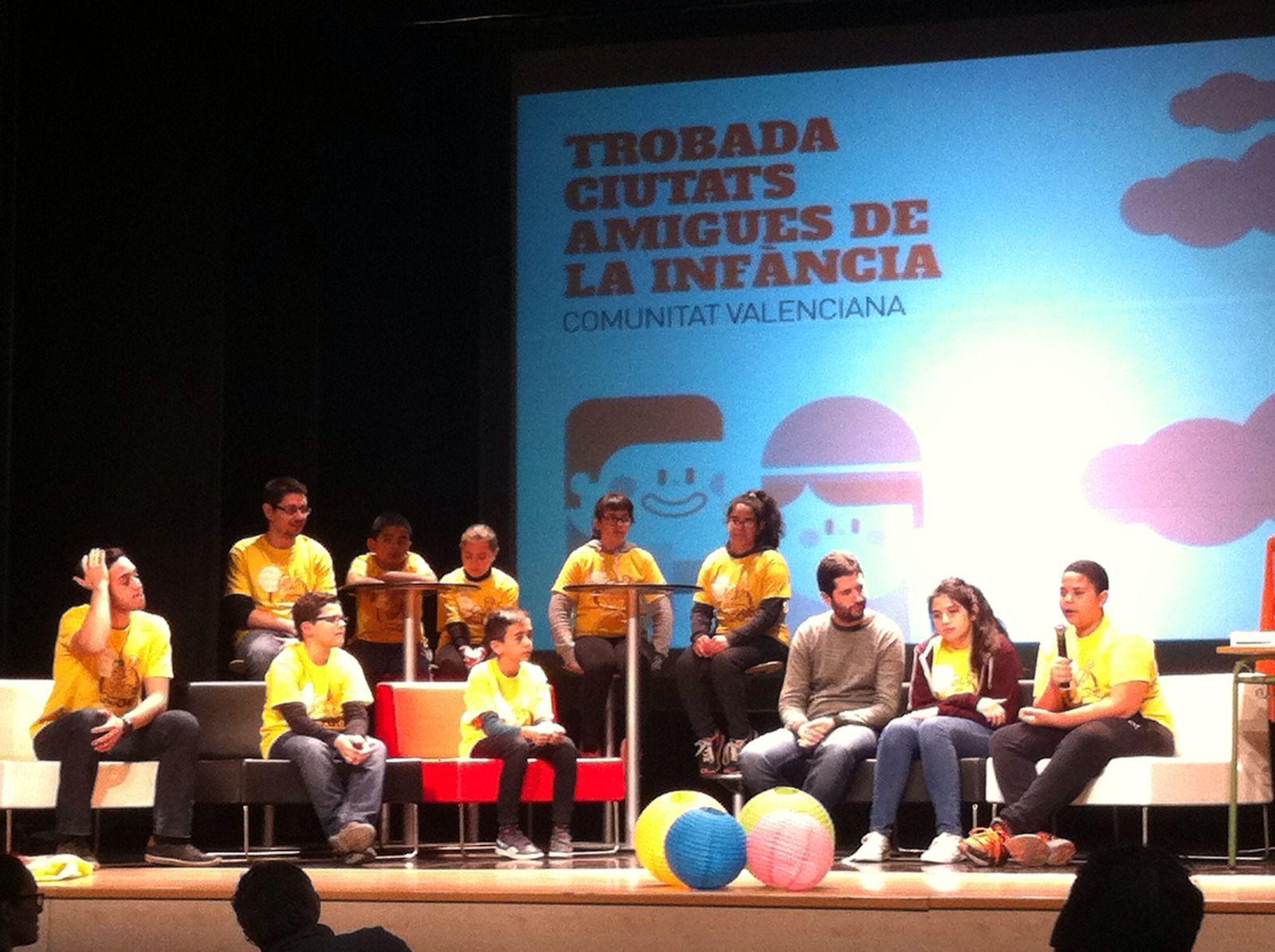 Quart de Poblet acoge el Encuentro de Ciudades Amigas de la Infancia de la Comunidad Valenciana