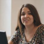 Raquel Gamero, alumna de la I Edición del Máster CAI