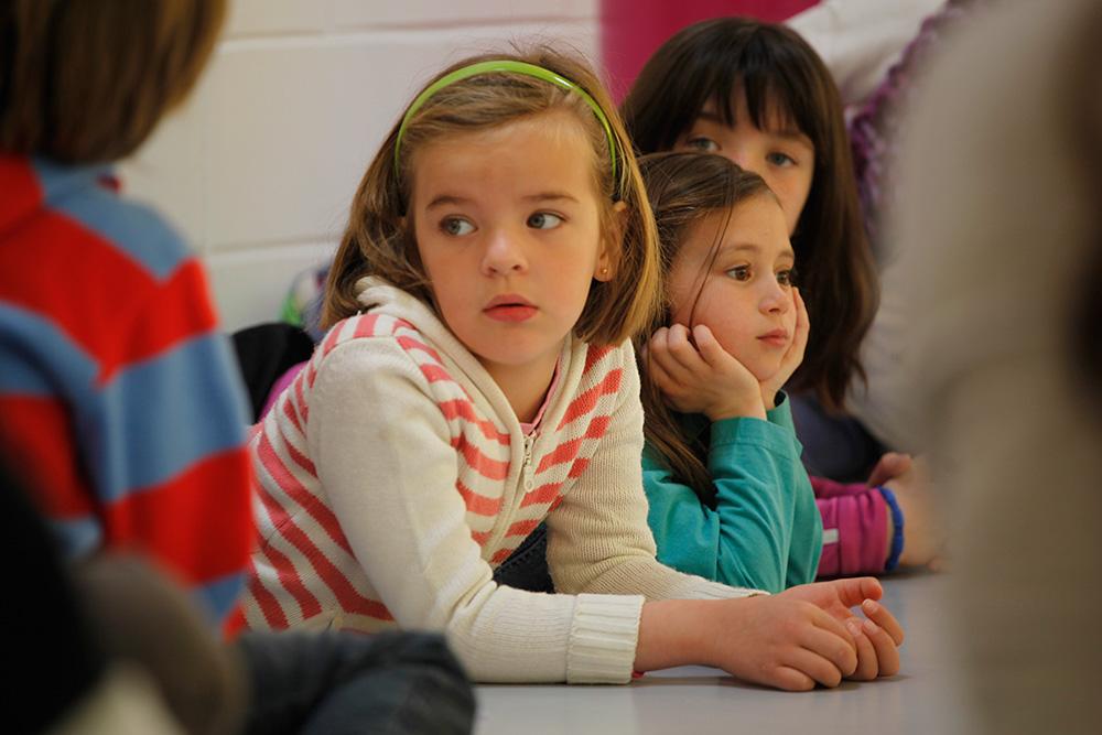 La infancia, primera parada hacia la igualdad. 8 de marzo, Día Internacional de la Mujer