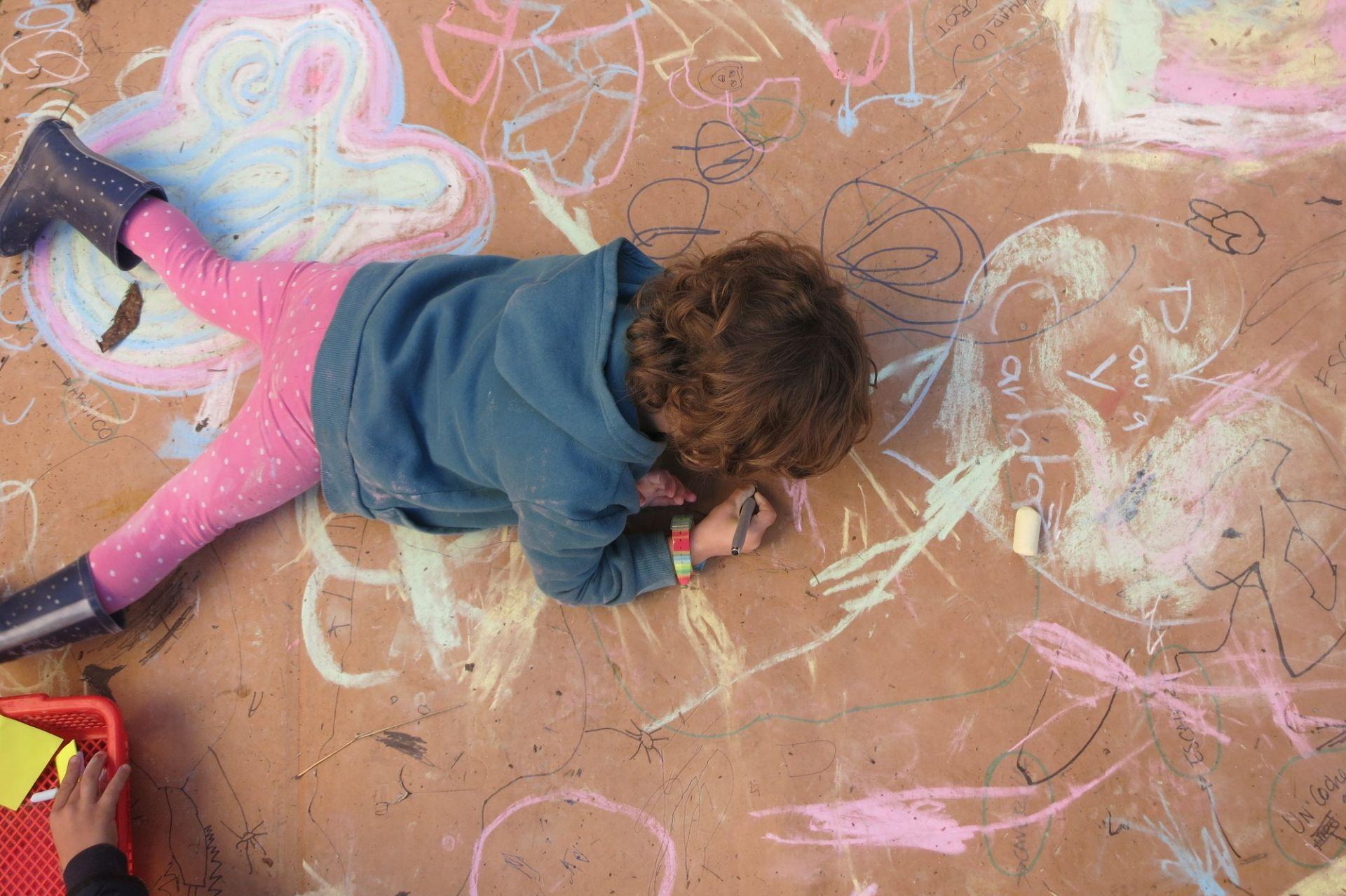 ¿Es posible un solar abierto y gestionado por los niños y niñas en el centro de Madrid?