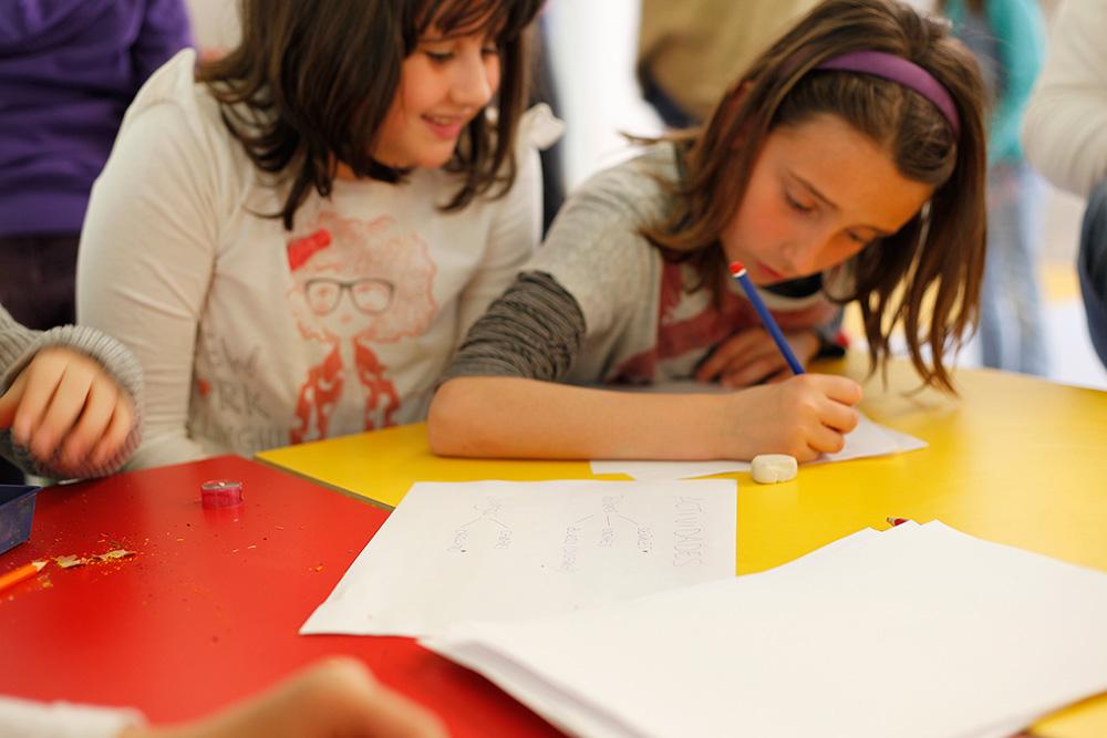 Una escuela basada en los derechos de los niños, una escuela amiga de la infancia