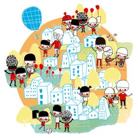 55 nuevos municipios que cuentan con una política local de infancia, reconocidos por Ciudades Amigas de la Infancia