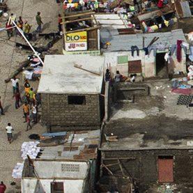 Haití, un país donde los niños intentan seguir siendo niños después de Matthew