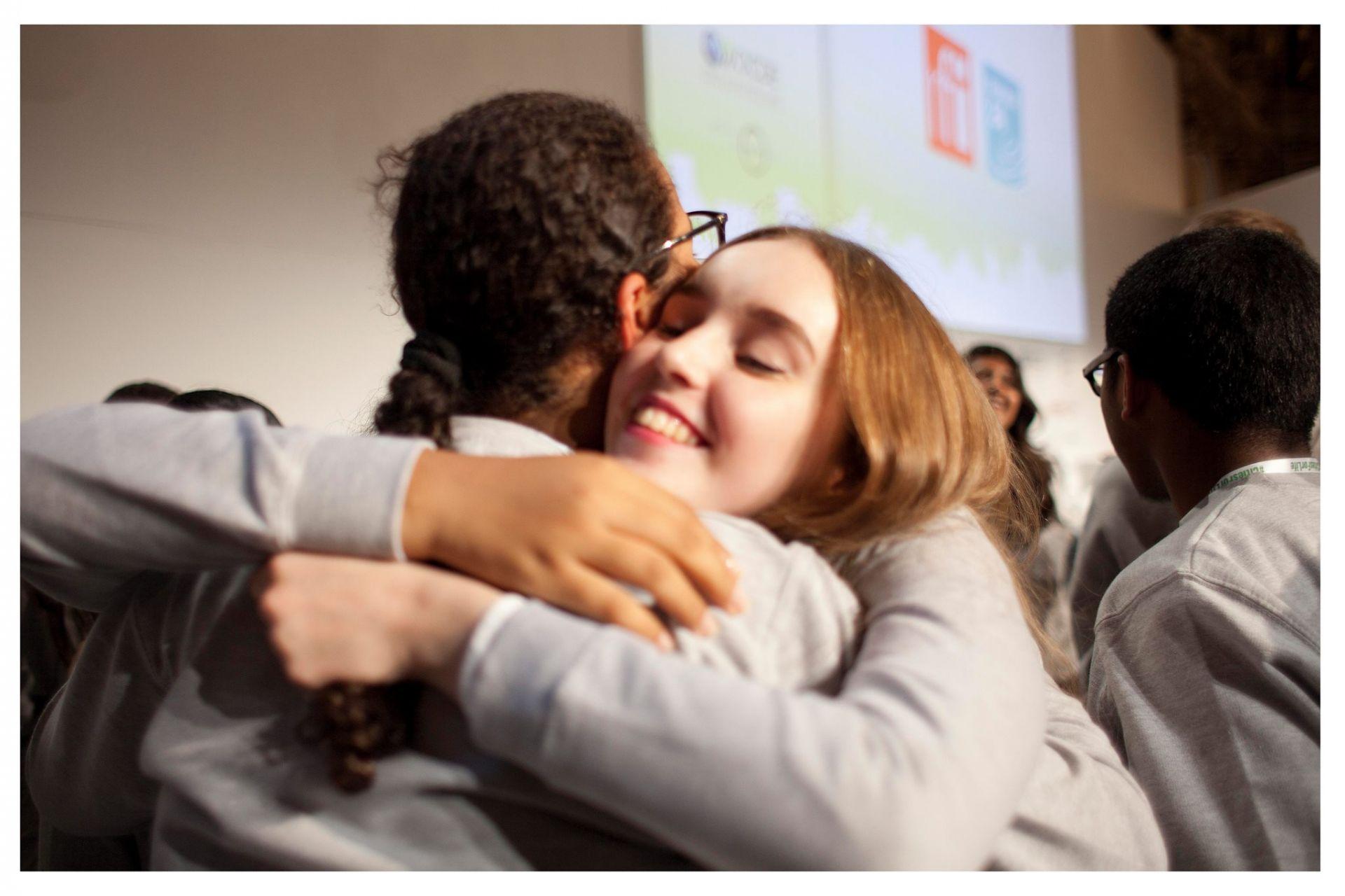 De Quart de Poblet a París: el viaje de dos consejeros infantiles a una Cumbre Mundial