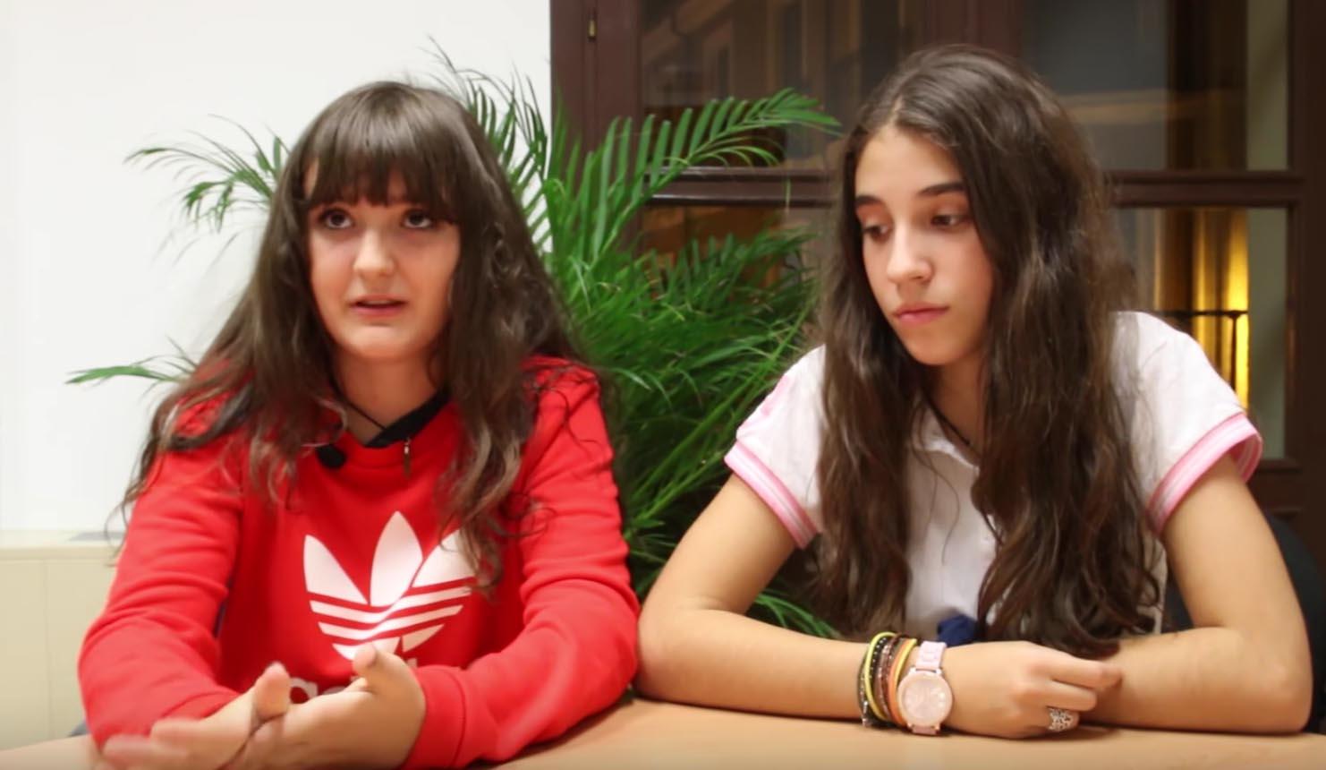 Más de 200 niños y adolescentes toman la palabra en Santander para debatir sobre el entorno que quieren
