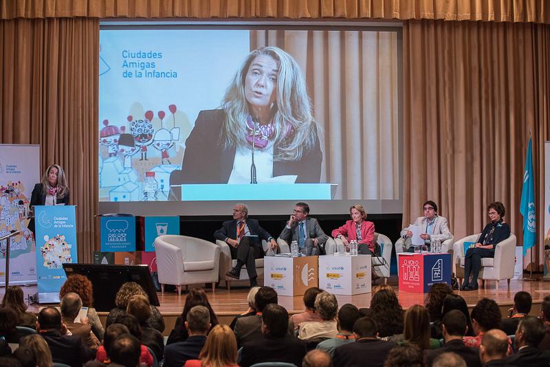80 municipios reciben el reconocimiento Ciudad Amiga de la Infancia