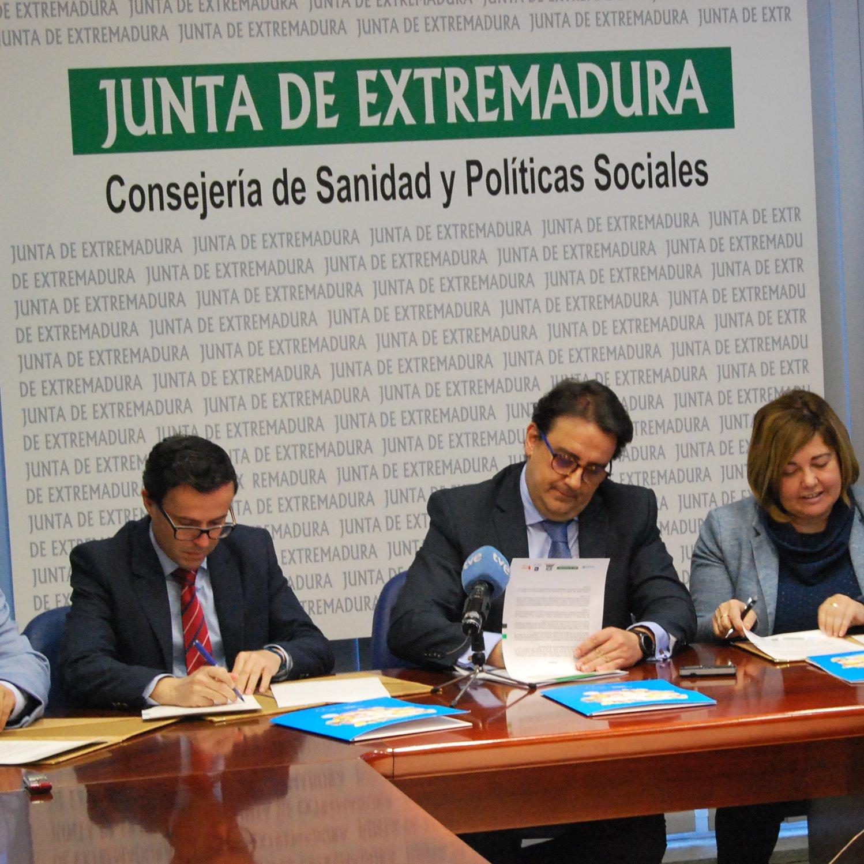 Extremadura se compromete con los derechos de la infancia
