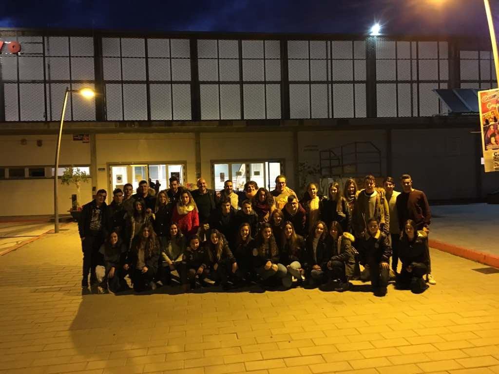 Encuentro de jóvenes corresponsales en Cártama