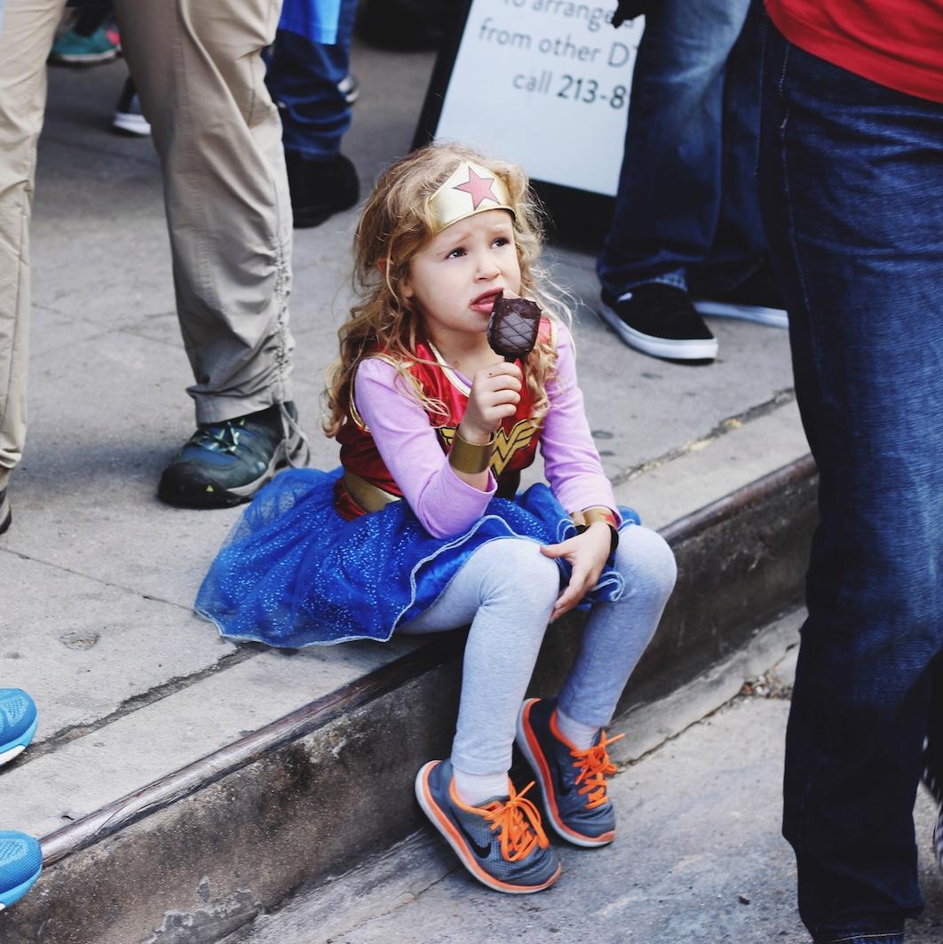 Las ciudades y los niños: el test del helado