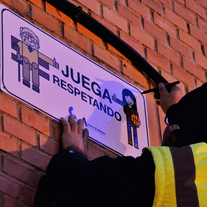 """""""Jugar sin molestar"""": Alcalá de Henares apuesta por la convivencia"""