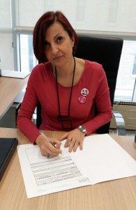 Rosa Molero, directora general de Infancia y Adolescencia