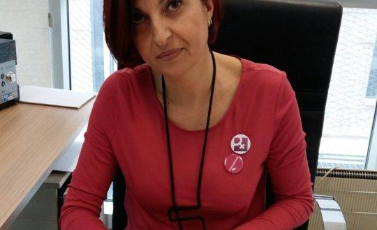 Rosa Molero, directora general de Infancia y Adolesencia