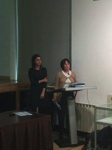 Raquel Amaya y Veronica Garcia