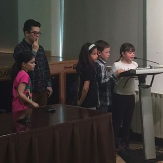Niños y adolescentes de los órganos de participación asturianos hablan sobre su percepción del bienestar personal