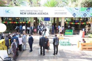 Sede de Naciones en Nairobi, Kenia / UN-Habitat
