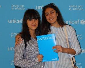 Edita y Erika piden un Pacto por la Educación