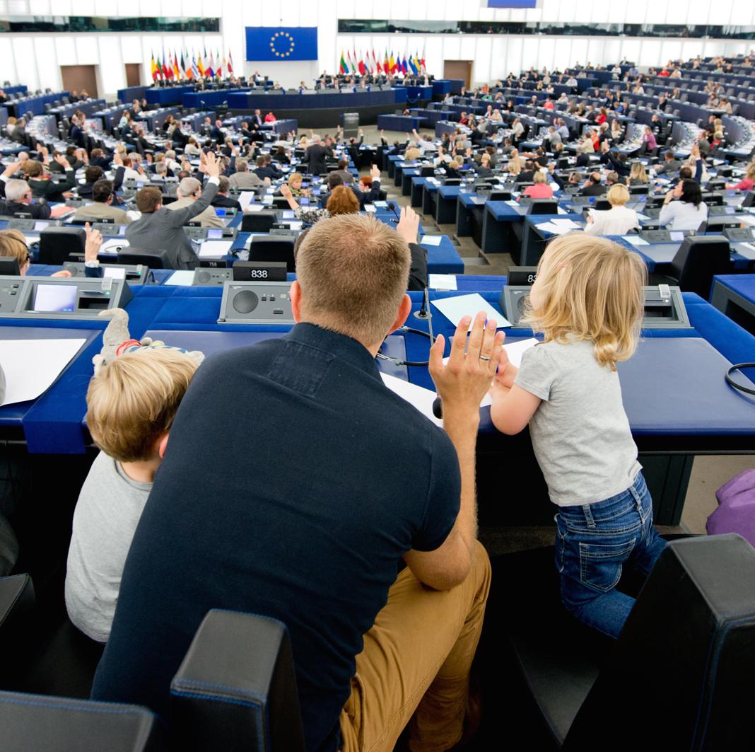 Europa: 60 años de luces (y alguna sombra) en materia de derechos de infancia