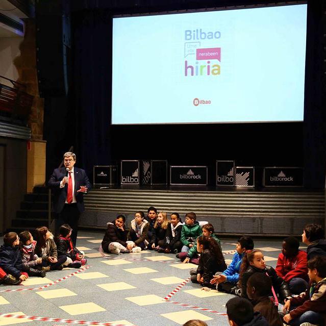 Más de 2.000 niños, niñas y adolescentes colaboran para diagnosticar la realidad de la infancia en Bilbao