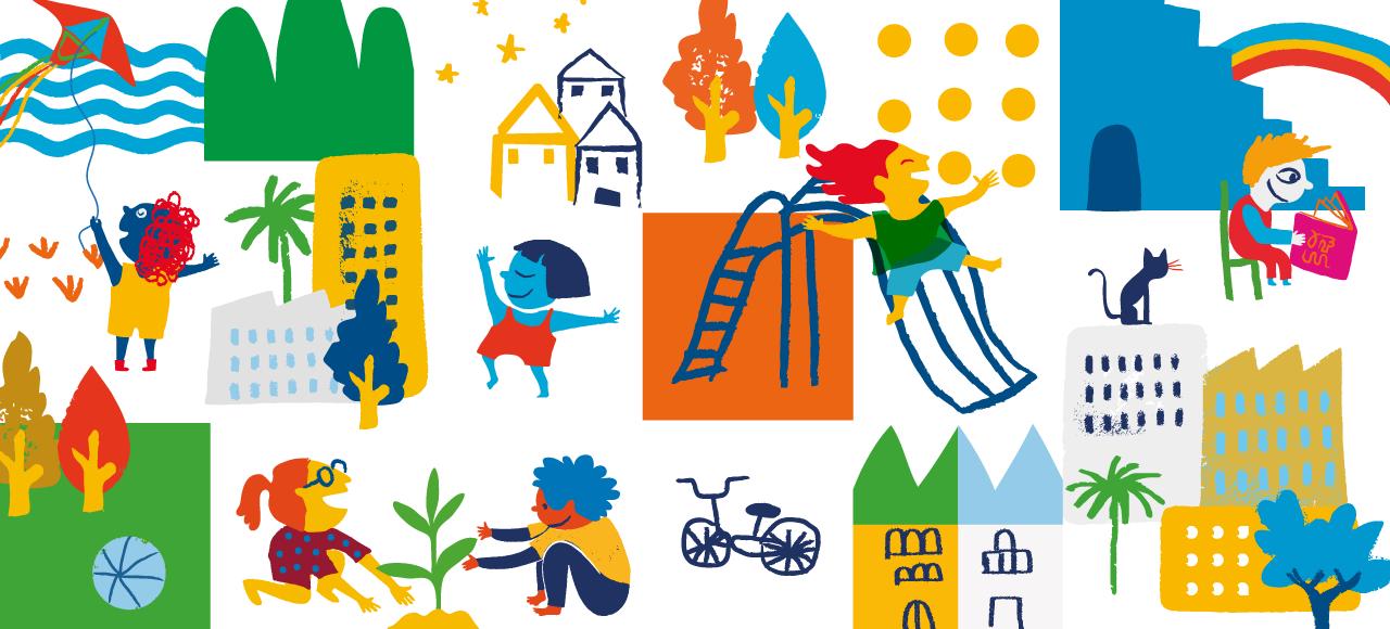 Abiertas las preinscripciones para el IV Congreso Internacional Ciudades Amigas de la Infancia