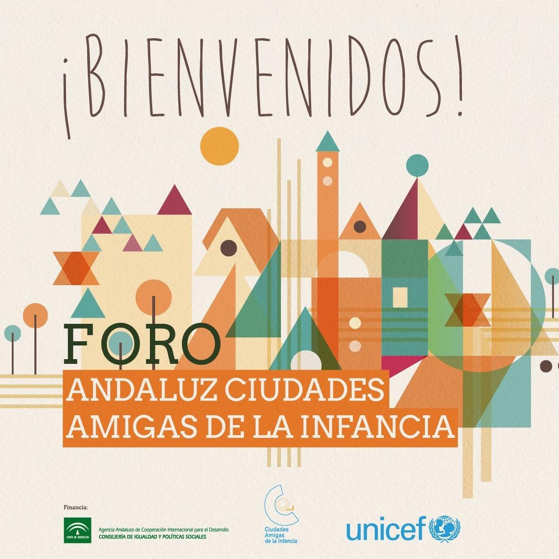 El II Foro andaluz de Ciudades Amigas de la Infancia reúne a más de 70 municipios en Sevilla