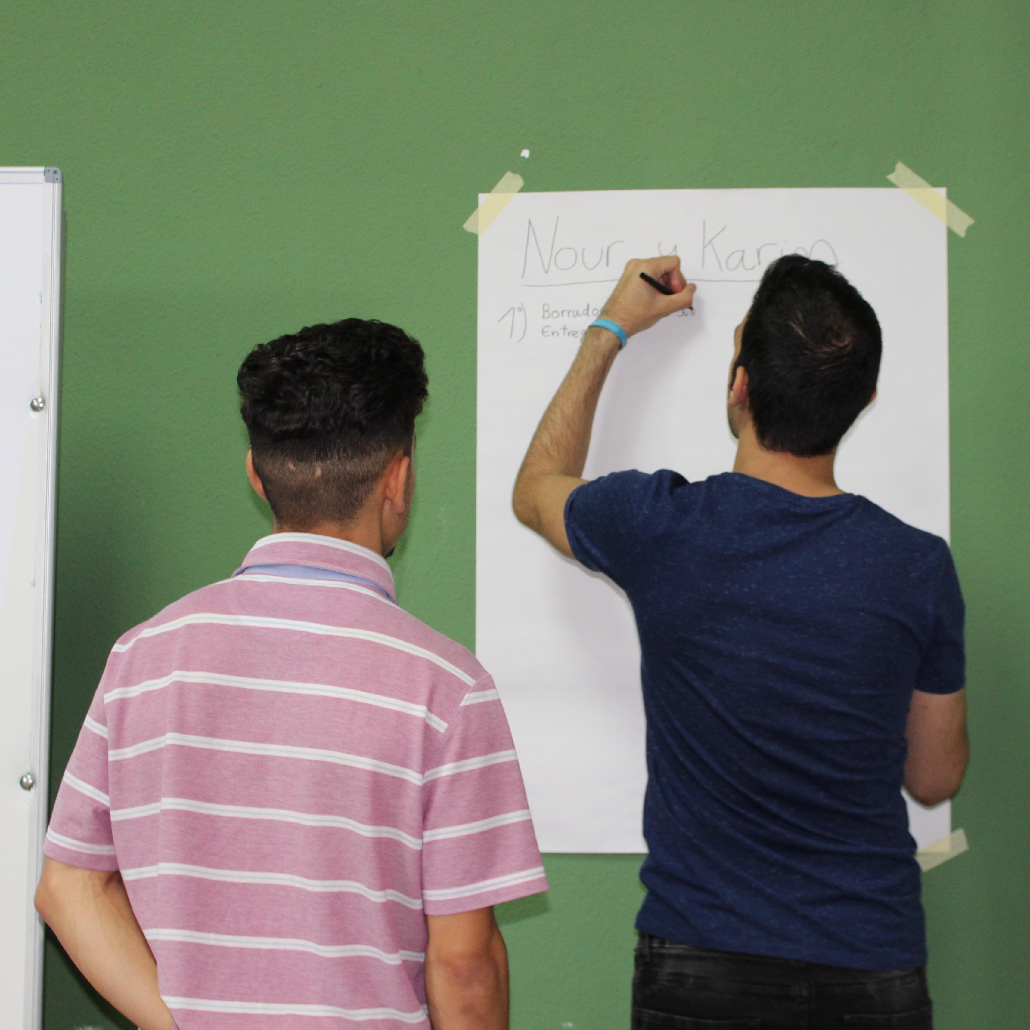 """Inauguramos """"Write 2 Unite"""", un espacio de diálogo y una plataforma para dar voz a jóvenes"""