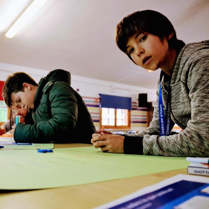 Alejandro García: «La participación infantil les da otro aire a las democracias locales»